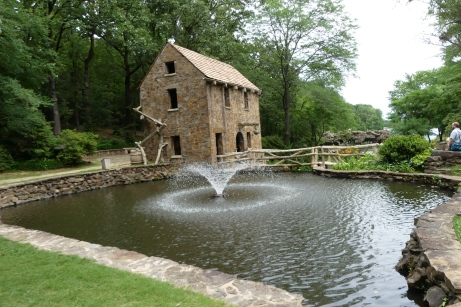 The Old Mill, North Little Rock
