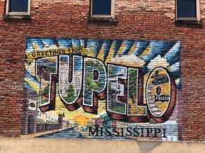 Street art in downtown T.