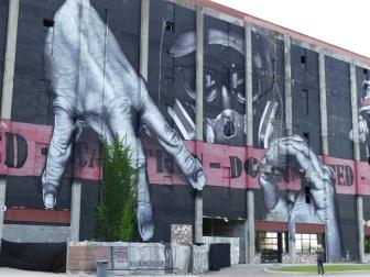 Amazing mural!